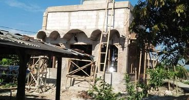 Bantu pembangunan mushola baitul muttaqin