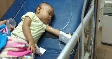 Bantu Aisyah menutup pembuluh darah yg bocor yuk