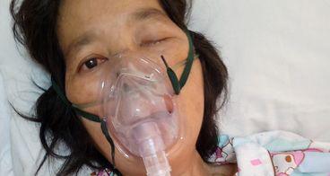 Bantu Mama melawan tumor Chordoma