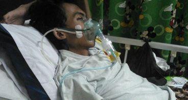 Bantu Farikh melawan kanker nasofaring