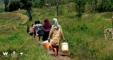 Sumur Air untuk Desa Cimahi, Kabupaten Garut