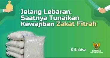 Zakat Fitrah BAZNAS
