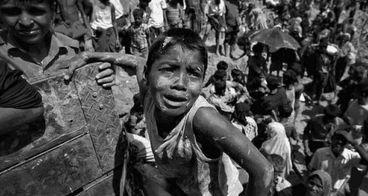 Bantu Ringankan Derita Pengungsi Rohingya