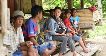Air bersih untuk warga desa Anapalu, NTT