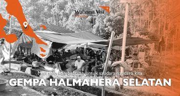 Darurat! Peduli Korban Gempa Halmahera Selatan