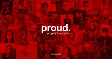 Bantu Proud Project Foundation Terus Bercerita