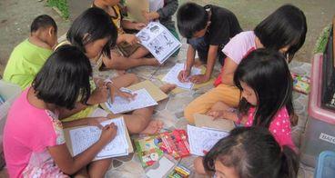 Bantu Buka Kembali Perpustakaan Anak Jaticempaka