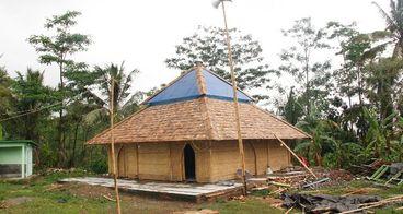 Bantu Masjid di Tenggorong Bangkit!
