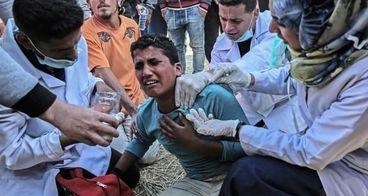 Patungan Akbar untuk Ringankan Derita Palestina