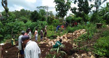 Pembangunan TPQ Nurul Hidayah Bandungrejo