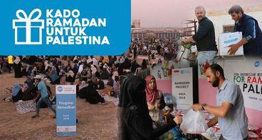 Kado Ramadan untuk Palestina