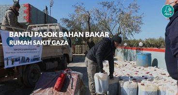 Urgent! Rumah Sakit Gaza Krisis Bahan Bakar