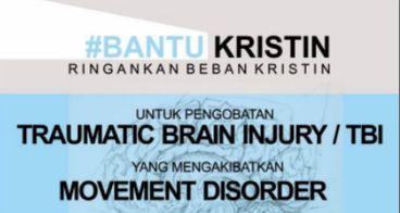 Bantu Kristin Melawan TRAUMATIC BRAIN INJURY