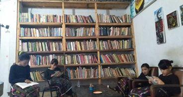 Bantu Literacy Coffee Sebagai Pusat Arsip Sumatera