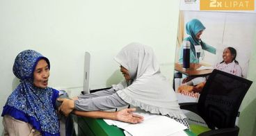 Bantu Layanan Kesehatan Gratis Untuk Dhuafa