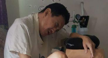 Bantu Papa Berjuang menghadapi kanker Paru Parunya