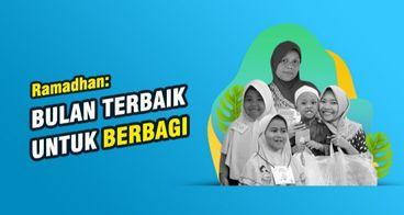 Gerakan 20rb untuk Ramadhan