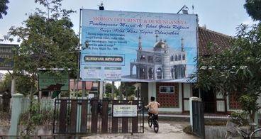 Bantu warga Raflesia wujudkan Masjid Al Jihad