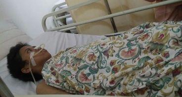 Bantu Maryam untuk sembuh dari penyakitnya