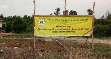 Pembangunan Masjid dan Pesantren