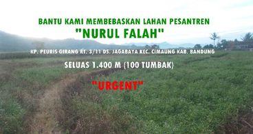 (Urgent) Bantu Kami Membebaskan Lahan Pesantren