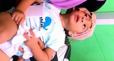 Support Naufal terus terapi & sembuh dari epilepsi