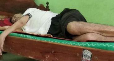 Mohon Banru Bpk.Sumono Menderita Lumpuh