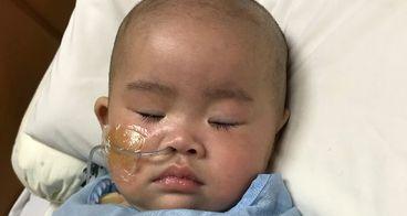 Bantu Baby Elena melawan Meningitis