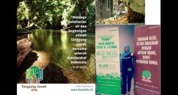 Ultah Didie untuk Hutan Indonesia [2]
