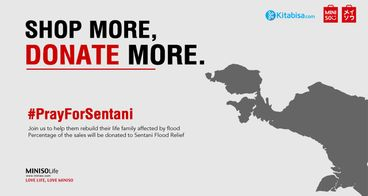MINISO Indonesia #PrayForSentani