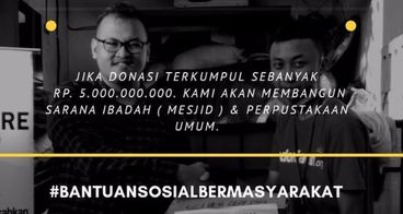 Bantuan Sosial Bermasyarakat