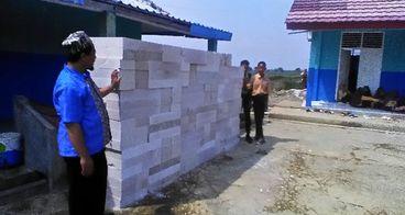 Pembangunan Perpustakaan SMP ISLAM MADINATUL ILMI