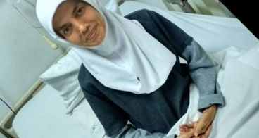 Bantu Ibu Puti Lawan Kanker Payudara stadium 2