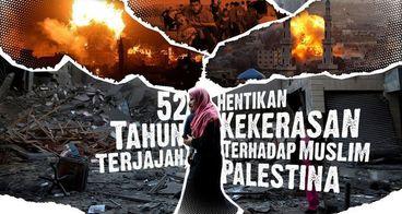 Indonesia Selamatkan Palestina