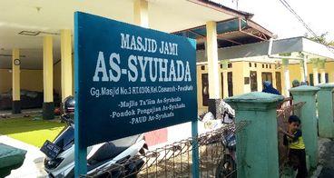 AC untuk Masjid