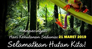 SAVE OUR FOREST&TREES; (SOFT) , HUTAN & POHON KITA