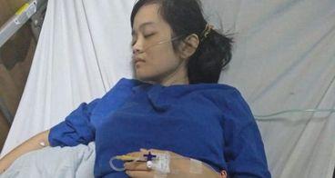 Bantu Vivi melawan kanker getah bening
