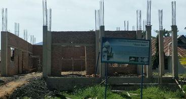 Bantu pembangunan masjid Nurul Bahri Sorong-Papua
