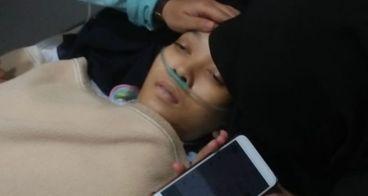 Bantu wita melawan meningitis dan bronkopneumonia