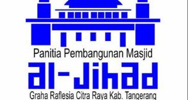 Bantu membangun Masjid Al-Jihad Raflesia