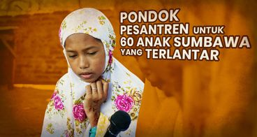 Anak Pelosok Sumbawa rindukan Masjid yang Layak