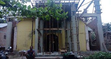 Bantu Pembangunan Gereja GKPS Sungai Buaya