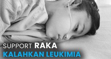 Bantu Raka Melawan Kanker Leukimia