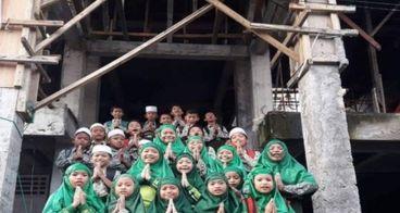 #Masjid Entrepreneur Yatim Pertama di Indonesia