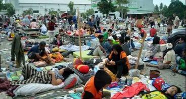Aksi untuk Korban Bencana Alam di Sulawesi Tengah