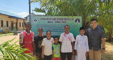 Bantu Yatim membangun Gedung Baru Panti Asuhan