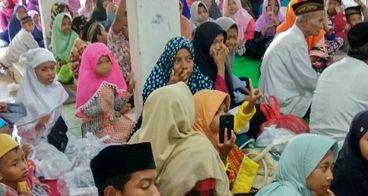 Santunan Yatim Fakir Miskin Thn ke-9 Ramadhan 2019