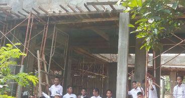 Bantu anak-anak Rumah Yatim Ruhama punya masjid
