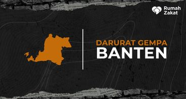 DARURAT! Bantu Korban Gempa Banten!