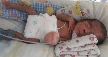 Bantu grace sembuh yang sakit di incubator